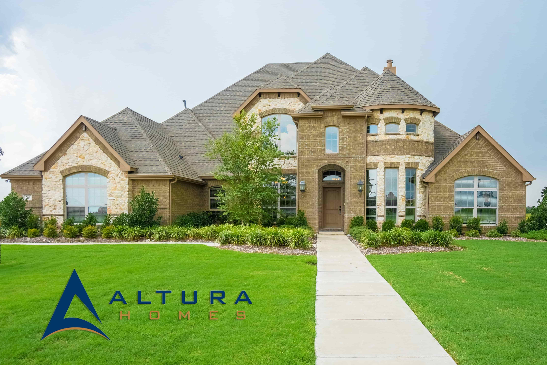 100 First Texas Homes Hillcrest Floor Plan Bedford